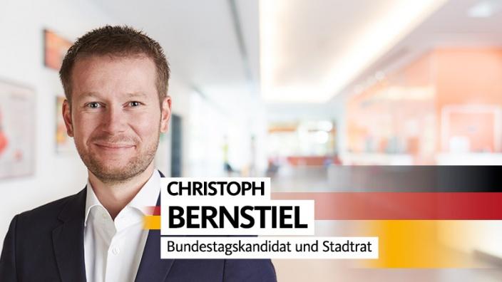 Christoph Bernstiel MdB