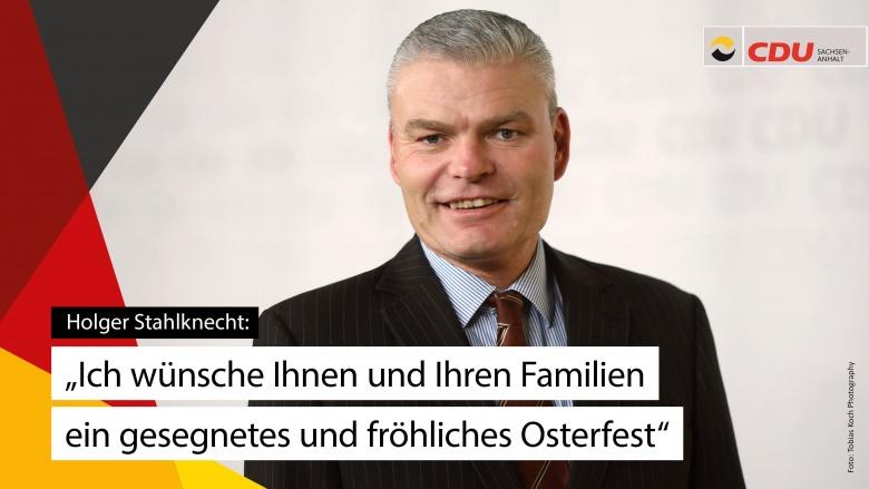 Holger Stahlknecht Ostern