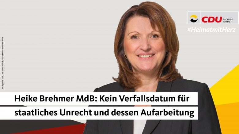 Heike Brehmer SED-Regime