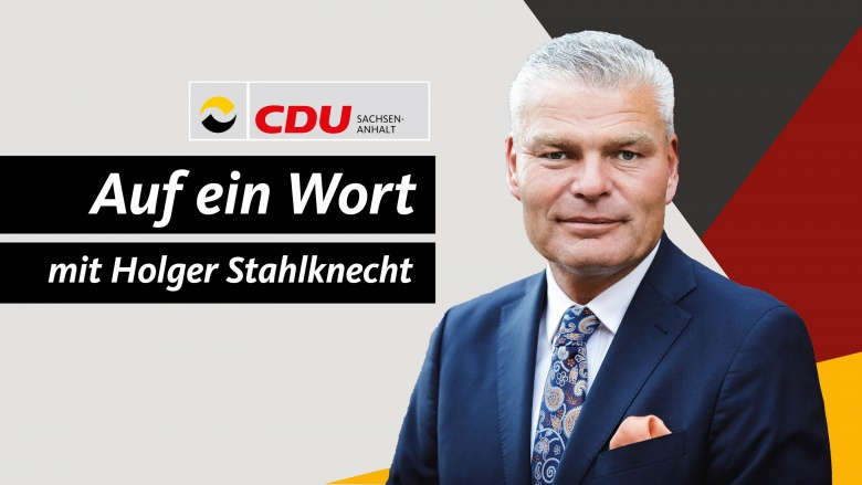 Auf ein Wort mit Holger Stahlknecht