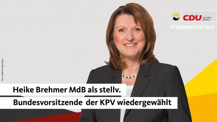Heike Brehmer KPV